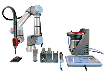 Universal Robotic Assembly