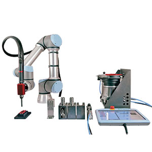 Universal Robot Screwdriver System